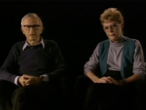 Albert Maysles and Charlotte Zwerin (1990)