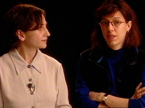 Tina DiFeliciantonio and Jane C. Wagner (1998)