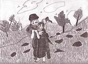 Illustration by Jesús Tecú Osorio. 2