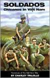 Soldados: Chicanos in Viet Nam (book cover)