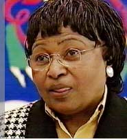 Dr ME Tshabalala-Msimang, Minister of Health