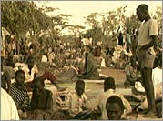 Lost Boys of Sudan - Kakuma Refugee Camp, Kenya