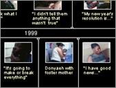Love & Diane Timeline