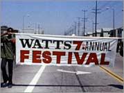 7th annual festival banner