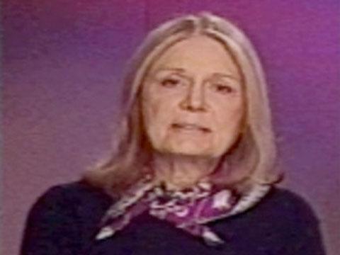 Gloria Steinem on Shirley Chisholm