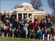 Hobart Shakespeareans at Monticello