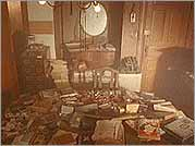 IView of Henry Darger's apartment