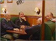TBob Stern's friends discuss his choice.