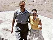 Bob and Adele Stern.