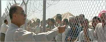 Dr. Riyadh at Abu Ghraib prison