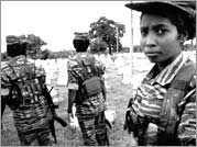 No More Tears Sister - Women soldiers of the LTTE