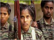 Young LTTE soldiers