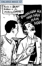 Jessica Abel - comic image