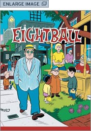 Tintin and I - Daniel Clowes - Eightball