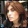 Phoebe Gloeckner self-portrait