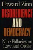 Disobedience and Society