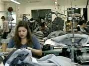 Thousands of immigrant women work in garment factories in Los Angeles.