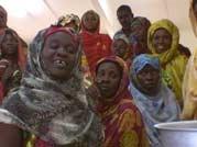 Rain in a Dry Land - Somali women in hijab.