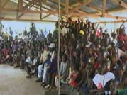 Filmmakers Zach Niles and Banker White met the Refugee All Stars at the Sembakounya refugee camp in Guinea.