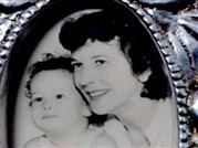 Tony Kushner: Tony Kushner as a young boy with his mother