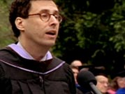 Wrestling With Angels - Tony Kushner speaks to the graduating class of Vassar College.