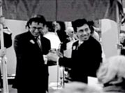 Tony Kushner: Tony Kushner at his wedding.