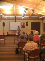 Critical Condition: A screening of the film at WPT