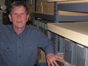 Film editor Peter Davis
