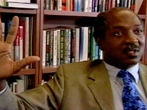 Charles Ogletree on Slavery Reparations (Clip 2 of 3)