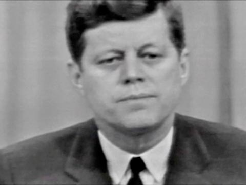 President Kennedy Describes U.S. Role in Laos (Clip 2 of 5)