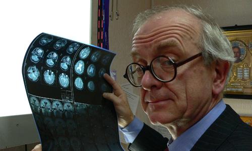 English Surgeon - Dr. Henry Marsh