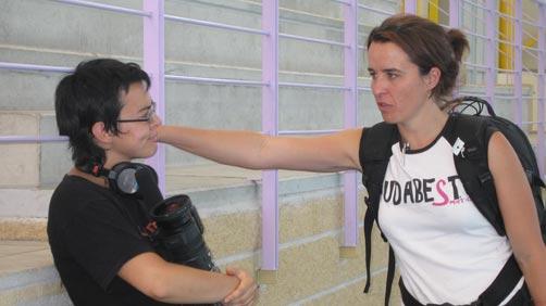 Ella Es el Matador: Celeste Carrasco and Gemma Cubero
