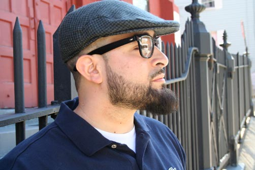 New Muslim Cool: Hamza Perez