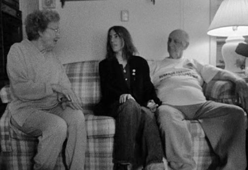 Patti Smith: Patti and her parents