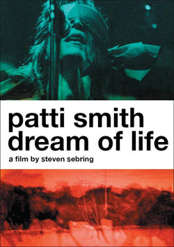 Patti Smith: Dream of Life - Movie Poster