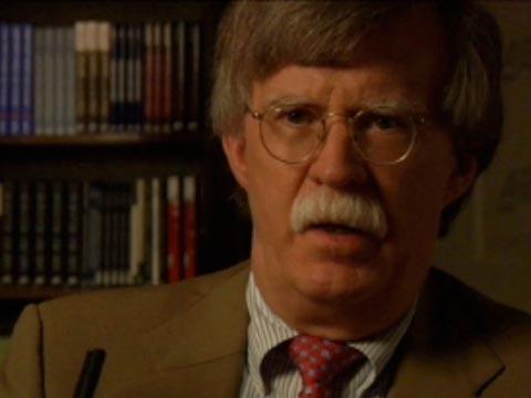 John Bolton (Clip 1 of 4)