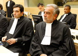 ICC-CPI Prosecutor Michael Kooren