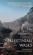 Palestinian Walks book jacket