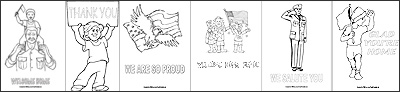Gallery of Coloring Pages