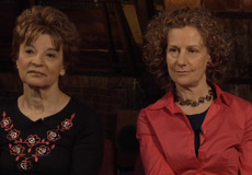 Rose Rosenblatt and Marion Lipschutz (2010)