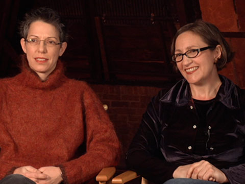 Tina DiFeliciantonio and Jane C. Wagner (2010)