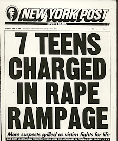 7 teens rape charge clipping jpg