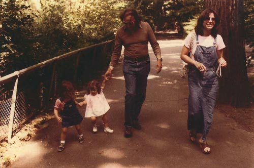 William Kunstler: Emily, Sarah, William and Margaret Ratner Kunstler
