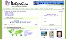 Food, Inc.: Happy Cow