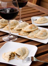Food, Inc.: Empanadas from blogger use real butter
