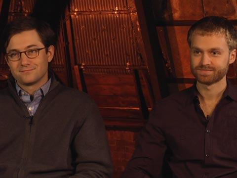 Landon Van Soest and Jeremy Levine