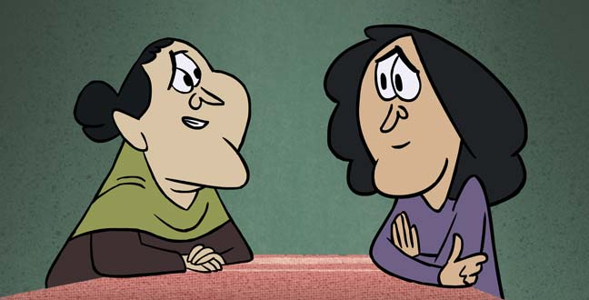 StoryCorps Shorts: The Icing on the Cake