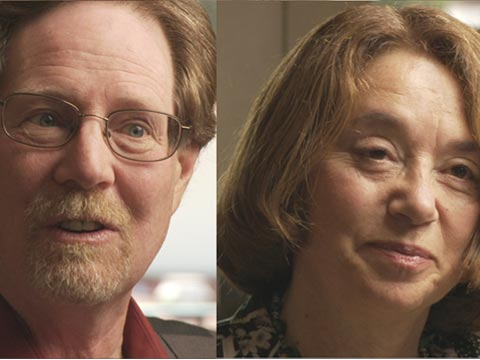 Judith Ehrlich and Rick Goldsmith