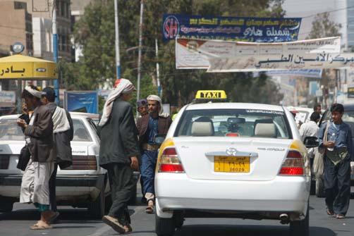 The Oath - Yemen Taxi Traffic