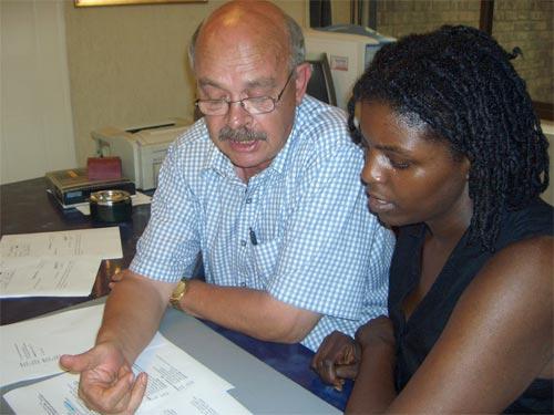 Promised Land: Yoruba Richen and Johan Pretorius